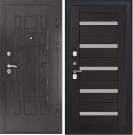 Дверь Luxor 5 СБ 1 венге экошпон