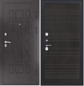 Дверь Luxor 5 ФЛ 643 венге поперечный пвх