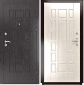 Дверь Luxor 5 ФЛ 244 беленый дуб пвх