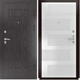Дверь Luxor 5 ФЛ 185 ясень белый пвх