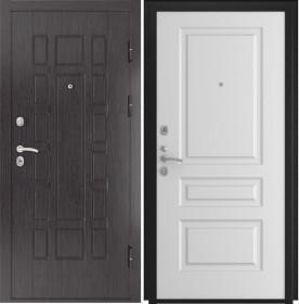 Дверь Luxor 5 L 2 белая эмаль