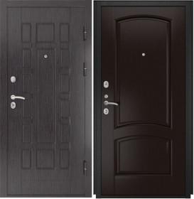 Дверь Luxor 5 Лаура венге шпон