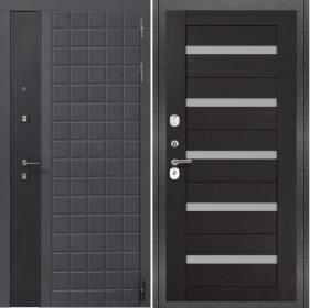 Дверь Luxor 34 СБ 1 венге экошпон