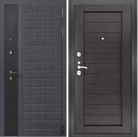 Дверь Luxor 34 Лу 21 венге экошпон