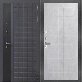 Дверь Luxor 34 ФЛ 256 бетон снежный пвх