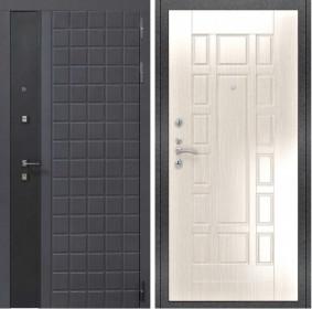 Дверь Luxor 34 ФЛ 244 беленый дуб пвх