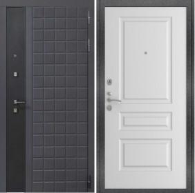 Дверь Luxor 34 L 2 белая эмаль