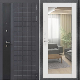 Дверь Luxor 34 СБ 10 сосна прованс зеркало