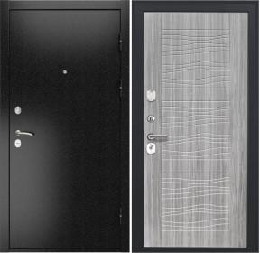 Дверь Luxor 3b ФЛ 259 дуб с пилением пвх