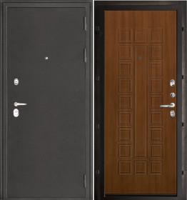Дверь Колизей Стандарт A 002 орех темный пвх