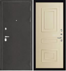 Дверь Колизей темное серебро Florence 3D 62001 серена керамик экошпон