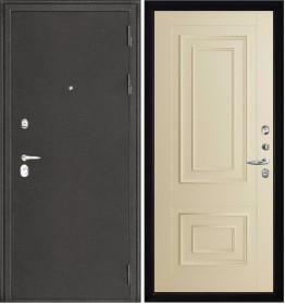 Дверь Колизей темное серебро Florence 3D 62002 серена керамик экошпон
