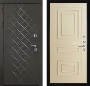 Дверь Президент Люкс Florence 3D 62001 серена керамик экошпон
