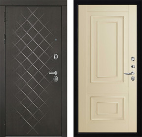 Дверь Президент Люкс Florence 3D 62002 серена керамик экошпон