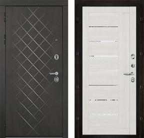 Дверь Президент Люкс 2110 капучино велюр экошпон