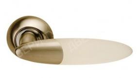 Ручка Archie S 010 113НWA белый никель/матовый акрил