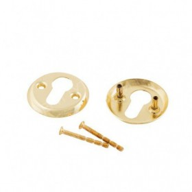 Накладка под цилиндр 016-SX золото
