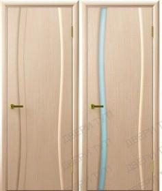 Дверь Диадема 1 беленый дуб