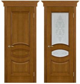 Дверь Ницца античный дуб
