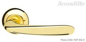 Ручка Armadillo Pava LD GP/SG золото/матовое золото