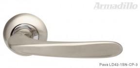 Ручка Armadillo Pava LD SN/CP матовый никель/хром