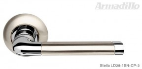 Ручка Armadillo Stella LD SN/CP матовый никель/хром