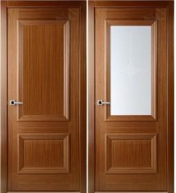 Дверь Франческо 23 орех