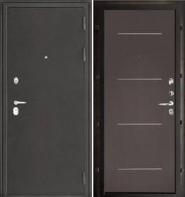 Дверь Колизей Лайт MD-003 венге пвх