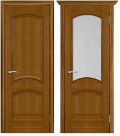 Дверь Тера античный дуб