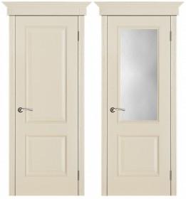 Дверь Версаль ваниль патина (Классик)