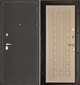 Дверь Колизей Стандарт беленый дуб пвх