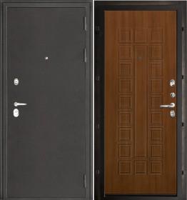 Дверь Колизей Стандарт темный орех пвх