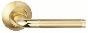 Ручка Bussare Lindo A 34 Золото/Золото матовое