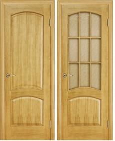 Дверь Капри дуб (Т-4)