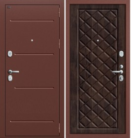 Дверь Groff Р2 -204 Темная вишня (П-28)